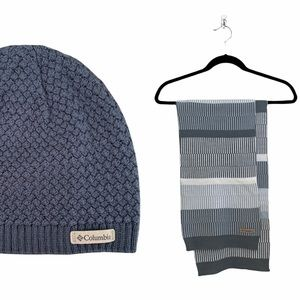 Columbia Frosty Hat & Scarf Set